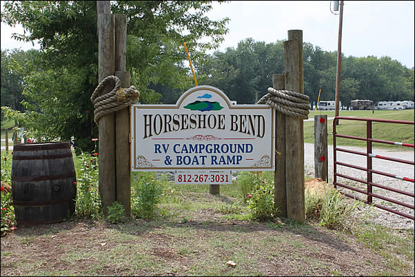 Horseshoe Bend RV Campground & Boat Ramp